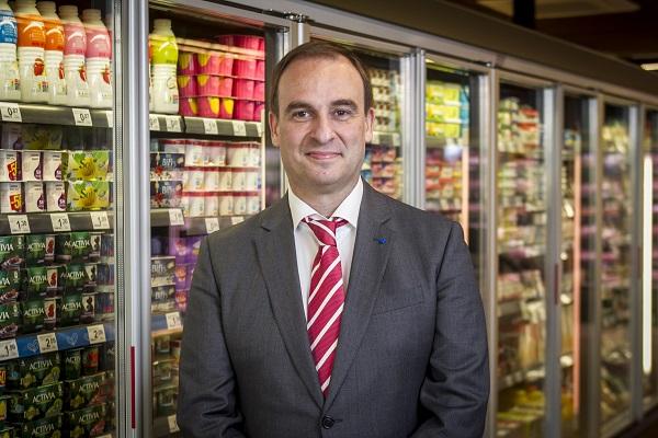Enrique Martinez, Director franquicias Eroski 2018
