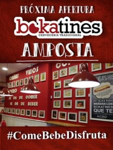 Franquicia Bokatines Amposta