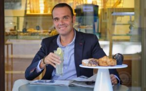 Augusto Méndez de Lugo, CEO Franquicia Santagloria