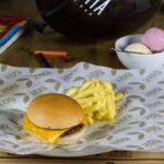 Franquicias de hamburguesas también para niños
