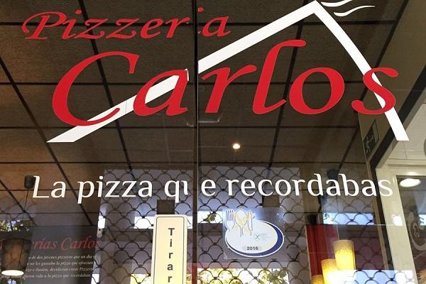 Franquicia Pizzeria Carlos