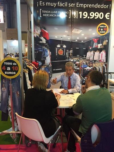 Entrevista a Juan Antonio Pinzón, responsable de expansión de la franquicia La Barata Tienda