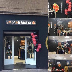 Franquicia La Barata tienda