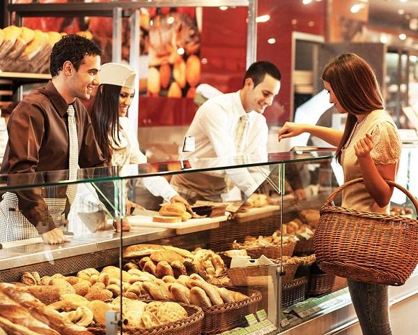 Franquicias de panaderías y pastelerías