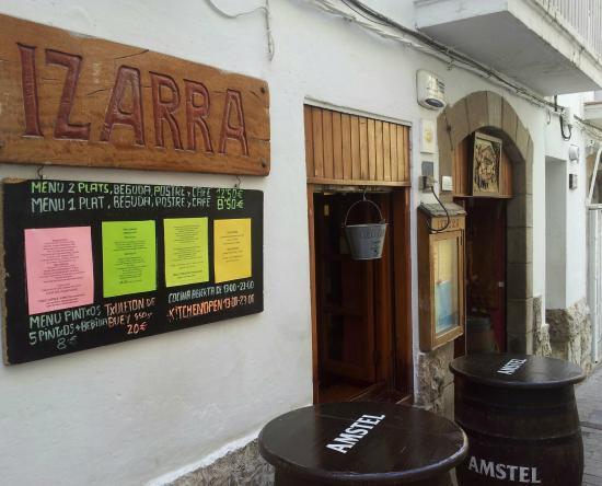 Restaurante IZARRA de la franquicia Lizarran