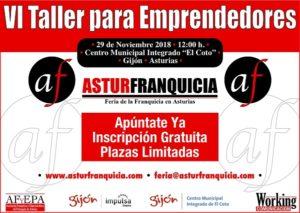 VII Taller emprendedores Asturfranquicia