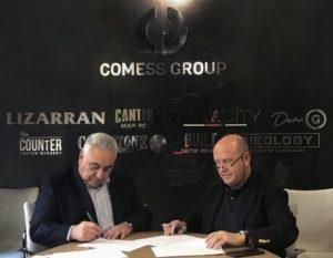 Acuerdo Franquicias Comess Group