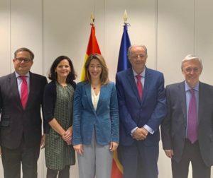 Acuerdo de la AEF con la Secretaría de Estado de Comercio
