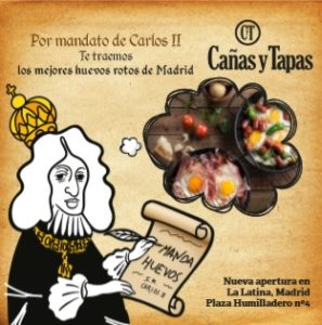 Franquicia Cañas y Tapas La Latina