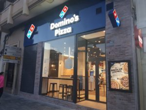 Franquicia Dominos Pizza Linares