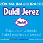 Nueva franquicia de golosinas y regalos Duldi en el centro de Jerez