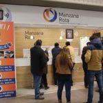 La franquicia Manzana Rota abrirá en un periodo de seis meses, cuatro establecimientos entre Madrid y Barcelona