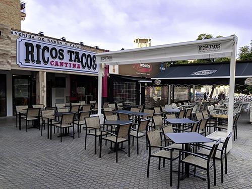 Franquicia Ricos Tacos Sevilla