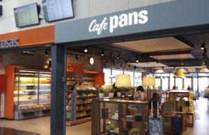 Franquicia Café Pans AVE