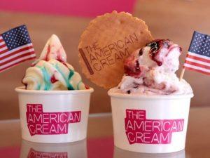 Franquicia The American Cream