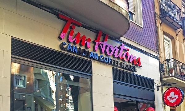 Franquicia Tim Hortons