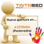 Tintared arranca el 2019 con una nueva franquicia de consumibles en A Estrada