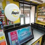 Franquicia rapid supermercados