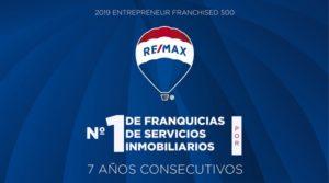 REMAX franquicia número 1