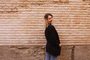 Valentina, fundadora de Industrial Beauty