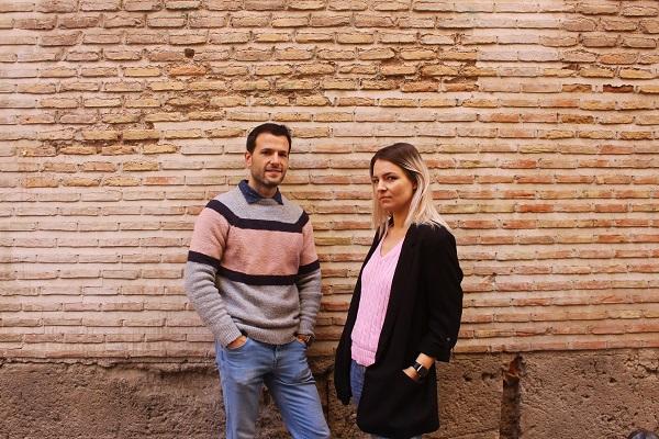 Valentina y Samuel, fundadores franquicia Industrial Beauty 1