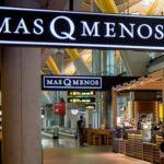 MásQMenos abre una franquicia de más 400 m2 en el Aeropuerto de Barcelona
