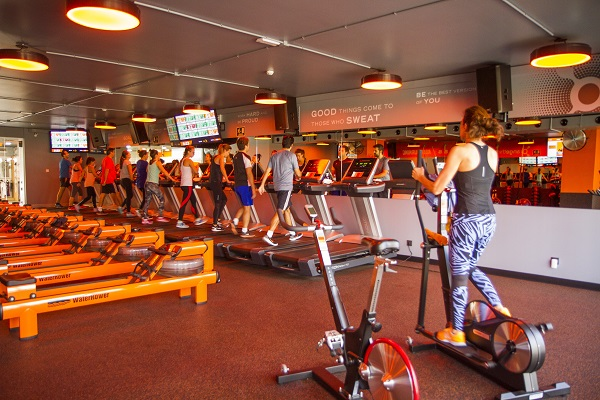Franquicia Orangetheory Fitness 2019