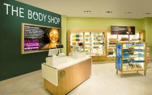 Franquicia The Body Shop 2019