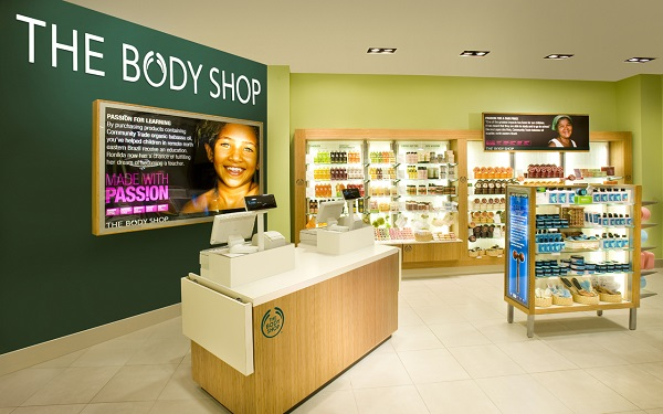Franquicia The Body Shop 2019