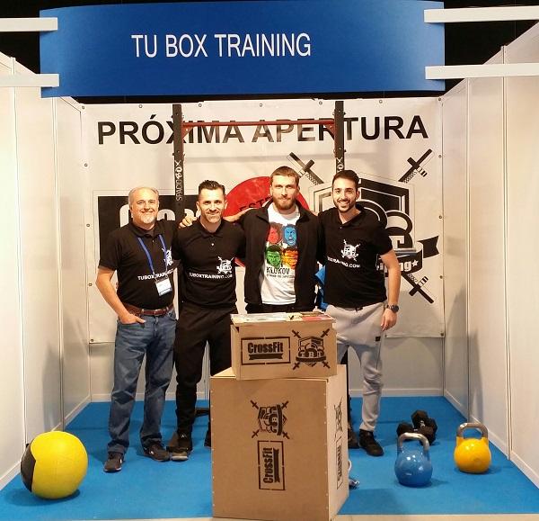 Franquicia Tu Box Training