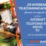 La franquicia FiberBlaster inaugura su red de fibra óptica en la localidad onubense de Villalba del Alcor