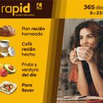 """Rapid supermercados, la franquicia con el """"apellido"""" Eroski"""
