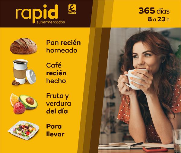 Franquicia Rapid 24h servicios