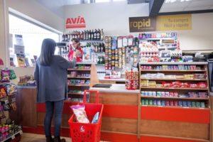 Franquicia RAPID_EROSKI_gasolinera_AVIA_Pamplona