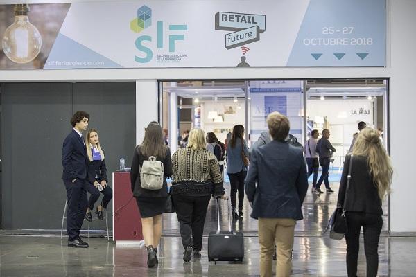 Feria de franquicias SIF Valencia