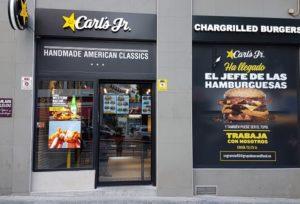 Franquicia Carl's Jr. Barakaldo