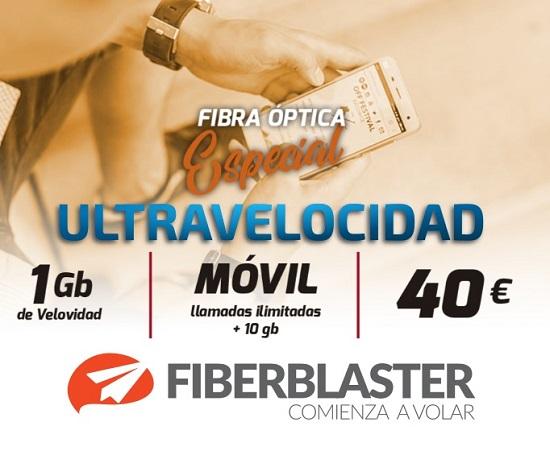 Franquicia FiberBlaster