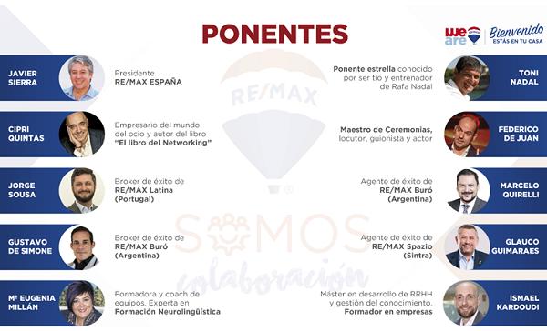 Franquicia Remax-Ponentes-XXIV-Convención-Nacional