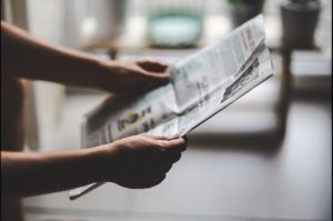 Franquicia de periódicos