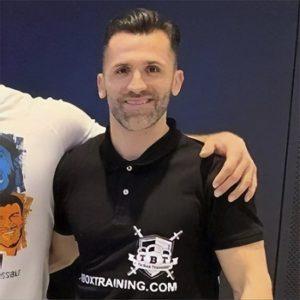 Alejandro Miguélez, cofundador de la franquicia TBT (Tu box Training)