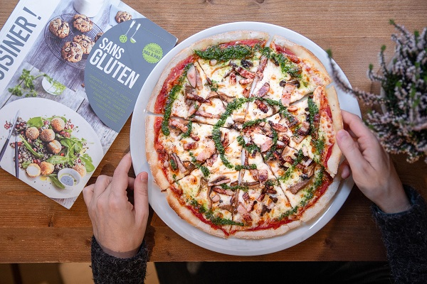 Franquicia Messié Pizza Sin Gluten
