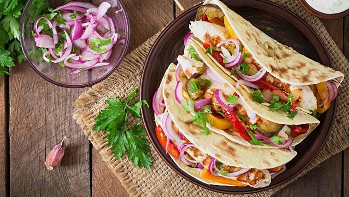 Gastronomía Mexicana España