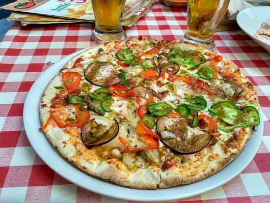 Pizza franquicia Pomodoro