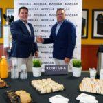 """La franquicia Rodilla y el C.B. Canarias sellan un acuerdo de """"Catering Vip"""" para partidos de la Liga Endesa"""