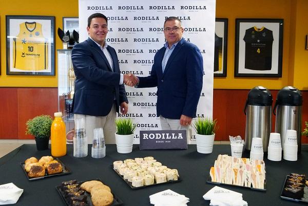 Firma Acuerdo franquicia Rodilla C.B. Canarias