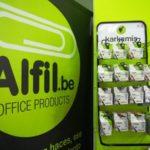 La franquicia Alfil.be abre una nueva papelería low cost en el centro de Lleida