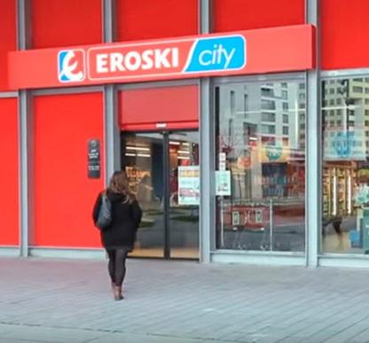 Franquicia Eroski city