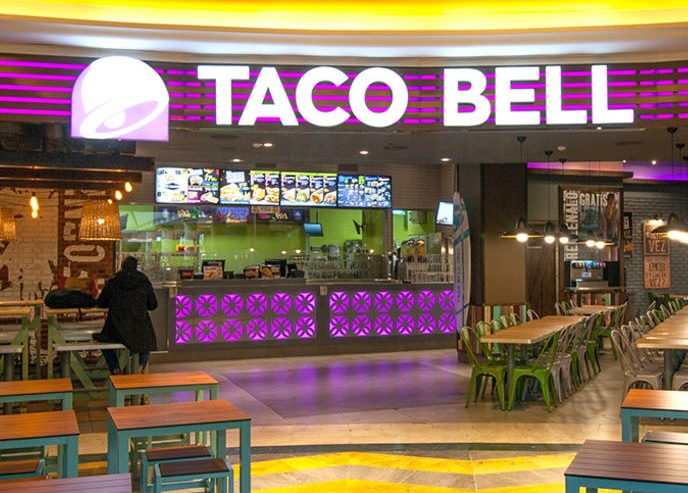 Taco bell franquicia Barcelona