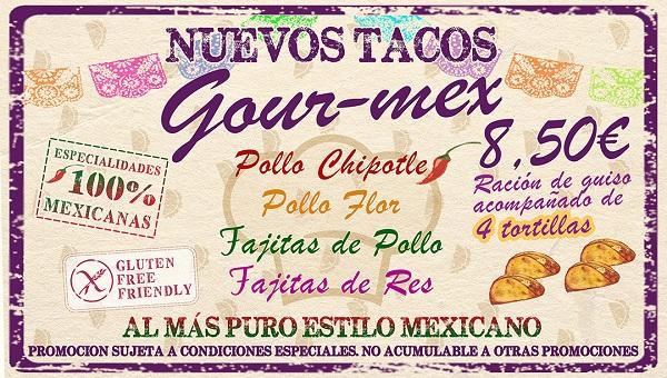 Tacos Gourmex franquicia Ricos Tacos