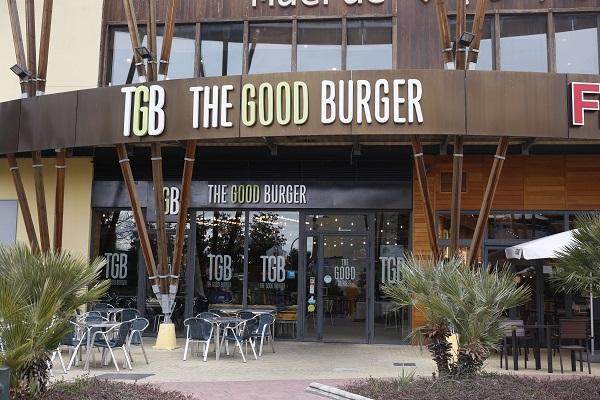 Franquicia The Good Burger TGB